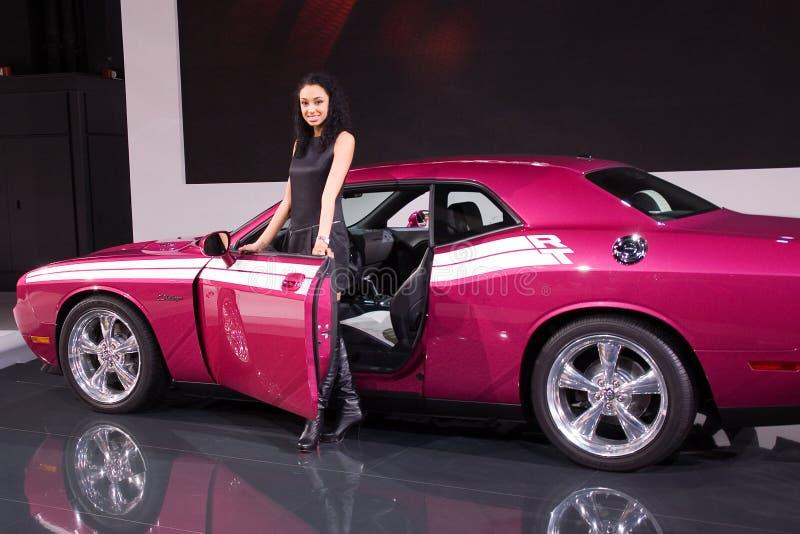 Download Dodge Challenger Model 2010 Editorial Image - Image: 13166730