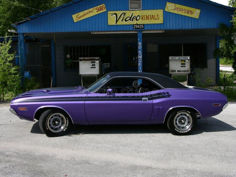 1971 Dodge Challenger R/T stock image