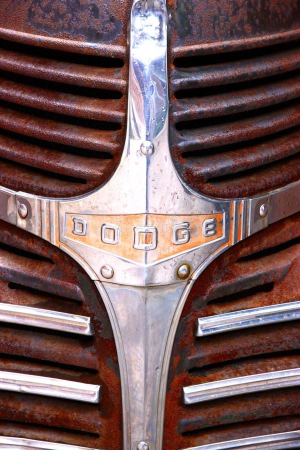 Dodge Logo stock photography