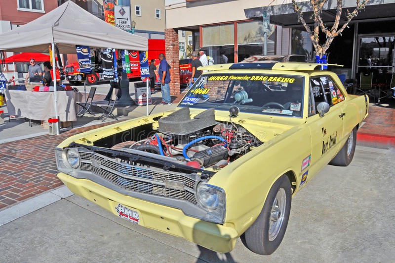Dodge-Pfeil stockfoto