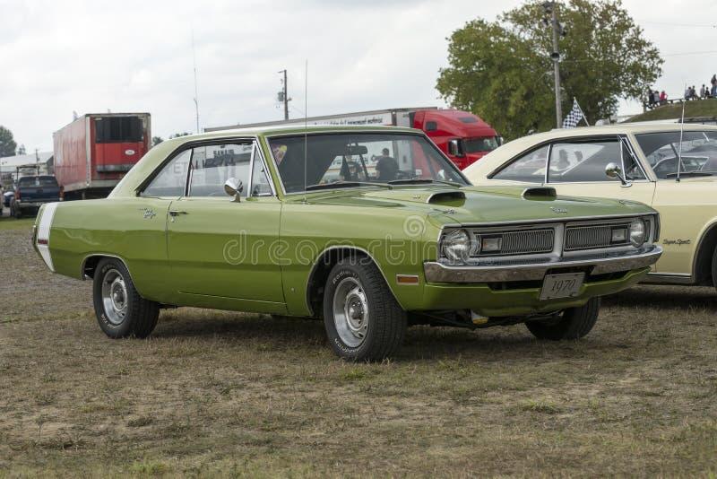 Dodge-Pfeil lizenzfreies stockbild
