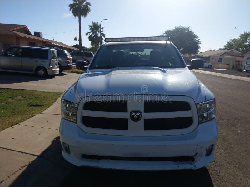 Dodge RAM 1500 fotografia stock