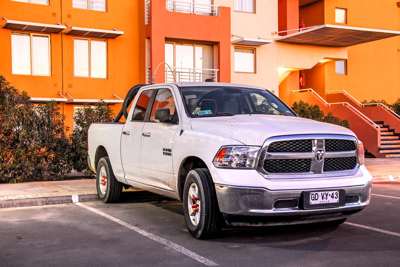 Dodge Ram 1500 royalty free stock photography
