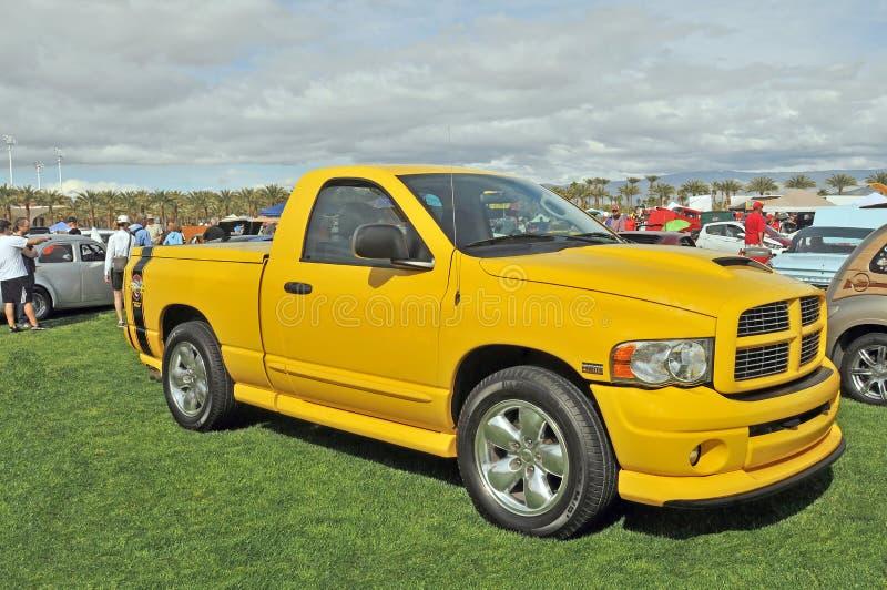 Dodge Ram 1500 Hemi stock images