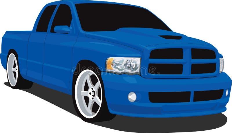 Dodge Ram Pick-Up Truck Royalty Free Stock Image