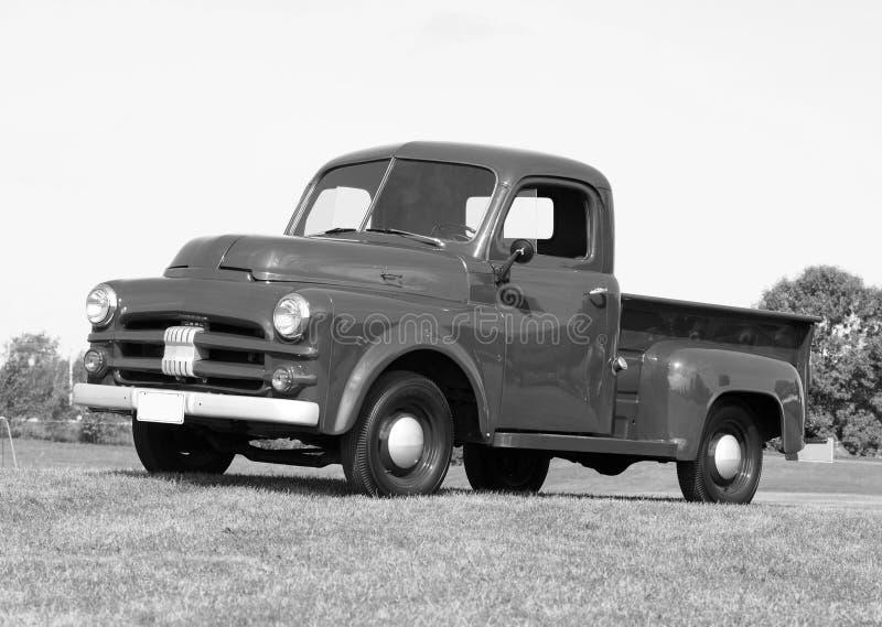 Dodge truck stock photo