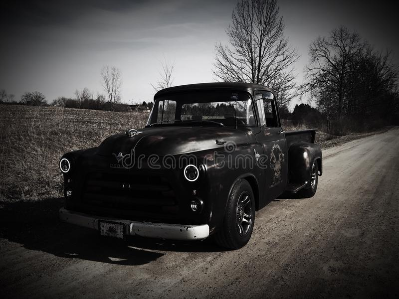 Dodge Truck. 55 Dodge Truck royalty free stock photography