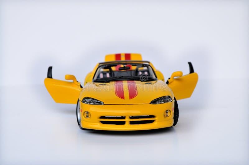 Dodge Viper front stock photo