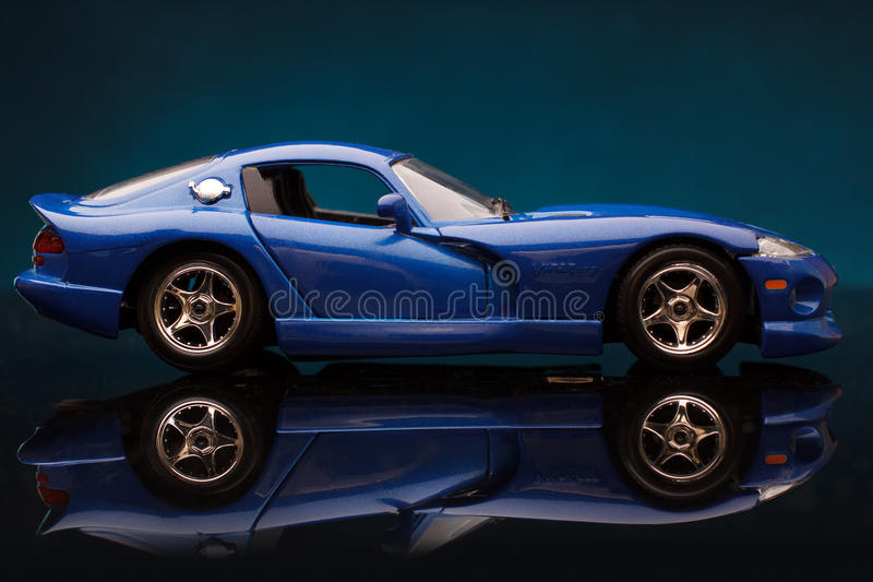 Dodge viper stock photo