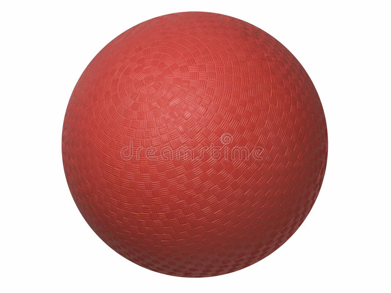 Dodgeball zdjęcie royalty free