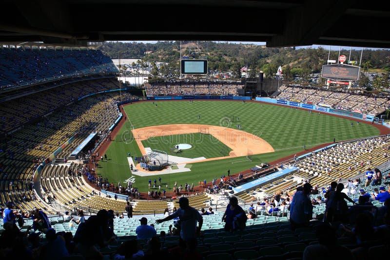 Download Dodger Stadium - Los Angeles Dodgers Editorial Stock Image - Image: 26661154