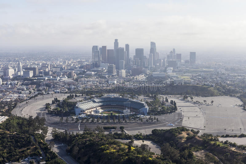 Dodger stadium and los angeles haze aerial editorial image image download dodger stadium and los angeles haze aerial editorial image image 91324950 sciox Gallery