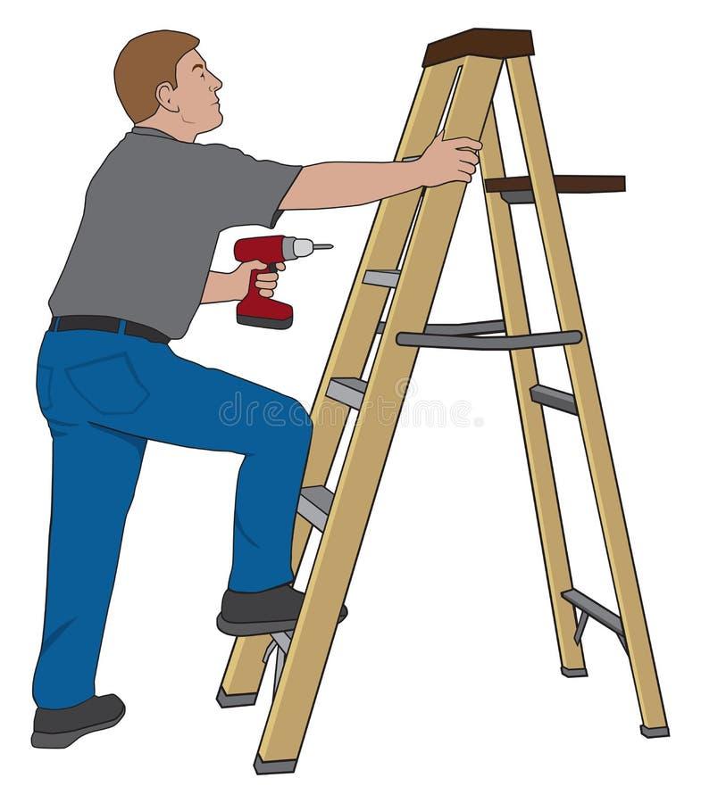 Doe het yourselfer vector illustratie