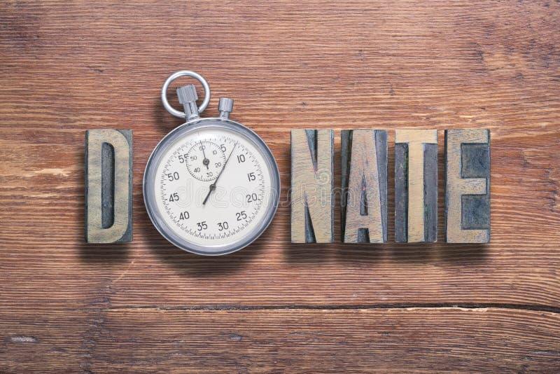 Doe o relógio de madeira fotos de stock royalty free