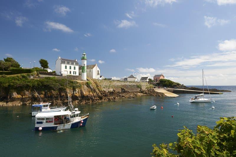 Download Doelan Port Le Pouldu In Brittany Stock Photo - Image: 32530134
