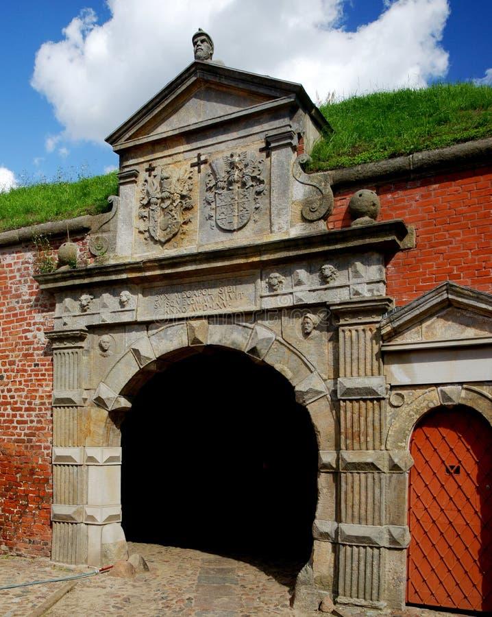 Free Doemitz Fortification Royalty Free Stock Photo - 15933405
