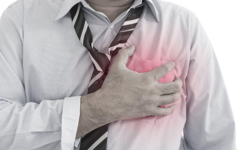 Doença cardíaca imagens de stock royalty free