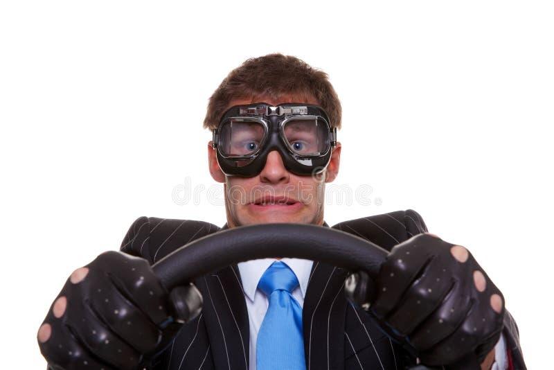 Doen schrikken bestuurder royalty-vrije stock foto