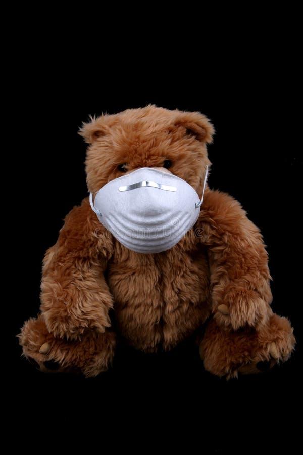 Download Doente dois de Bearabley foto de stock. Imagem de frio, médico - 69290