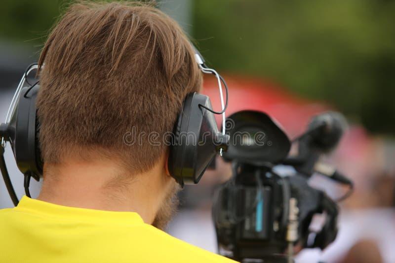 dof καμεραμάν ρηχή εργασία επίδρασης στοκ φωτογραφία