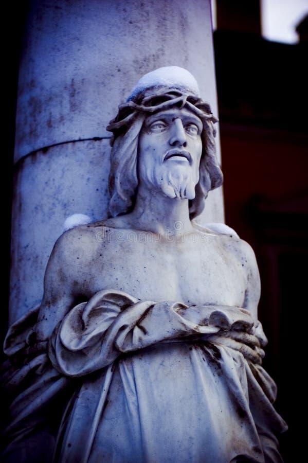 dof ρηχό άγαλμα στοκ φωτογραφία