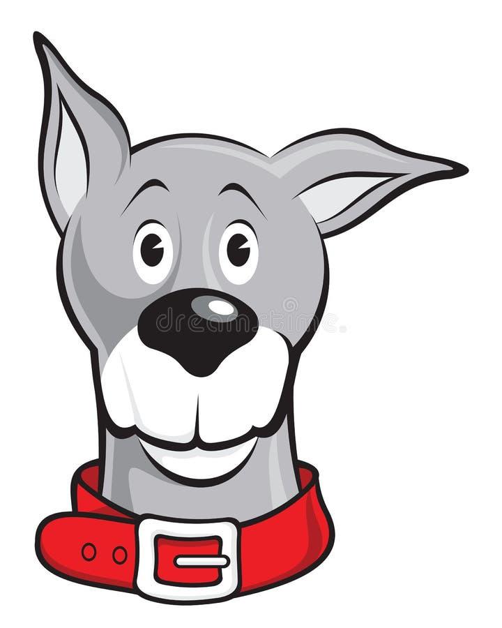 Download Dog stock vector. Image of bravo, head, biting, animal - 11258120