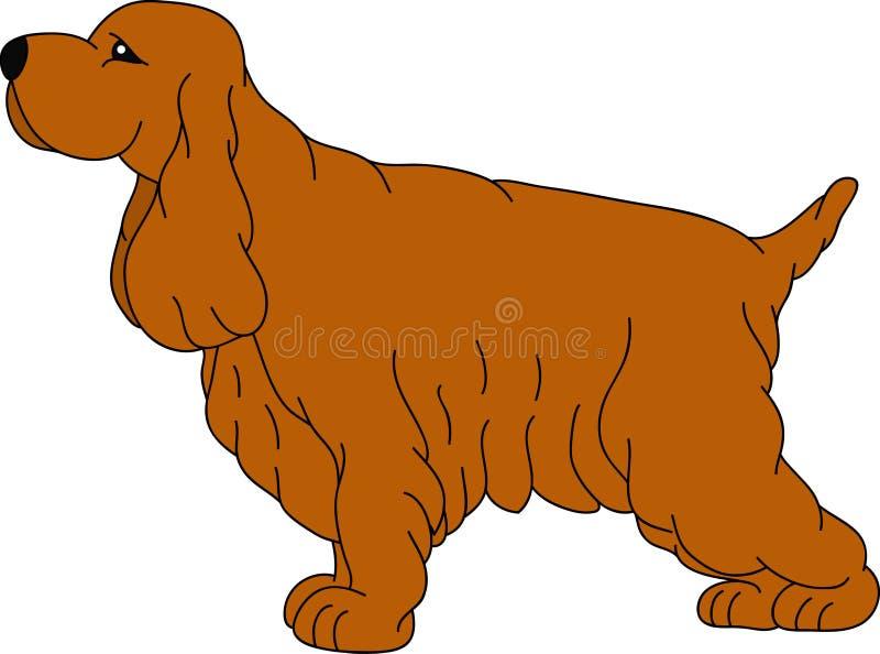 Download Dog stock vector. Image of little, black, portrait, cute - 15841108