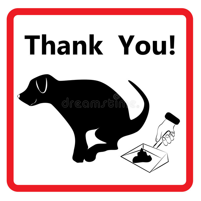 Download Dog area stock illustration. Illustration of area, outline - 28380332