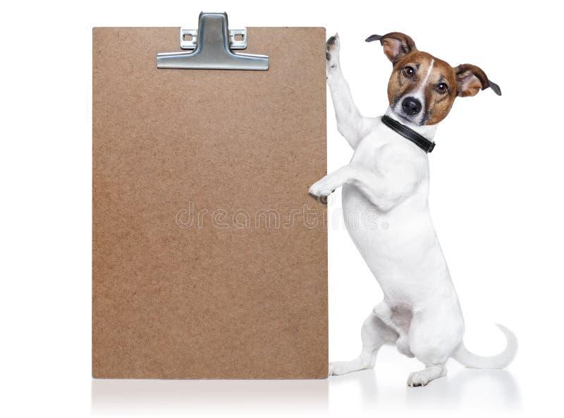 Download Dog Banner Royalty Free Stock Photos - Image: 23266488