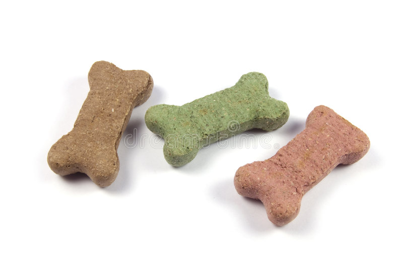 Dog Biscuit royalty free stock images