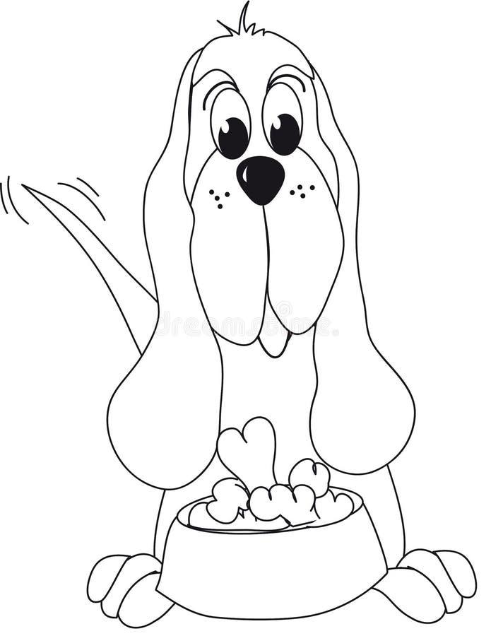Free Dog Cartoon Royalty Free Stock Photography - 8029697