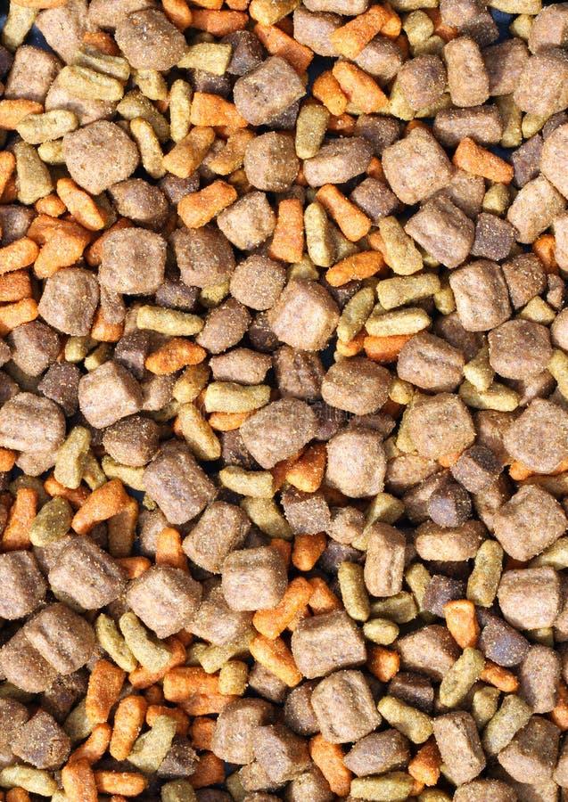 Dog food background royalty free stock image