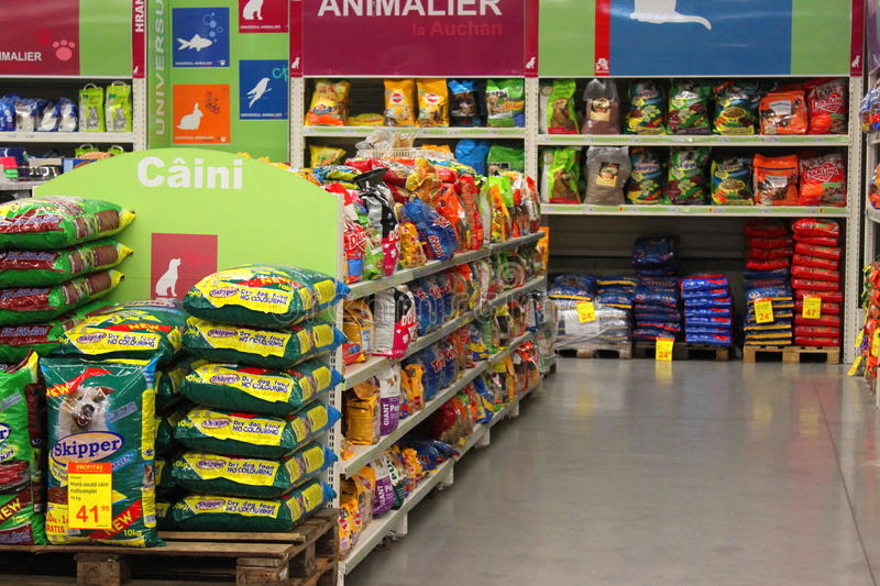 Download Dog Food In Hypermarket Editorial Image - Image: 34358090