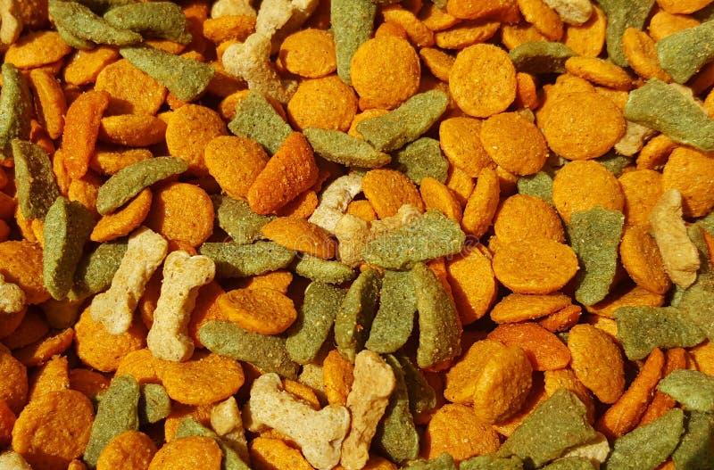 Dog food stock photography