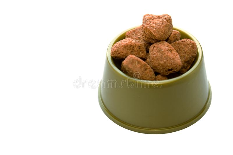 Dog foods royalty free stock photo