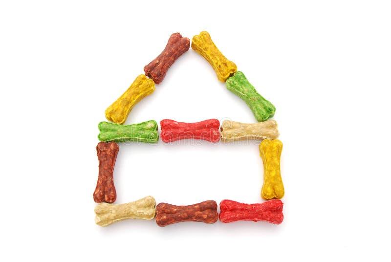 dog house royaltyfri bild