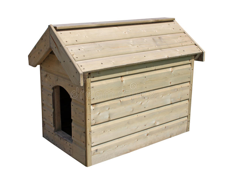 Dog Kennel royalty free stock image