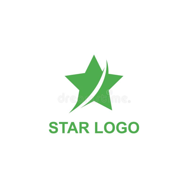 Dog Mascot Logo stock photography