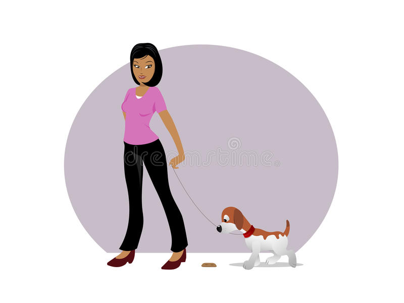 Dog owner treat tempting 03