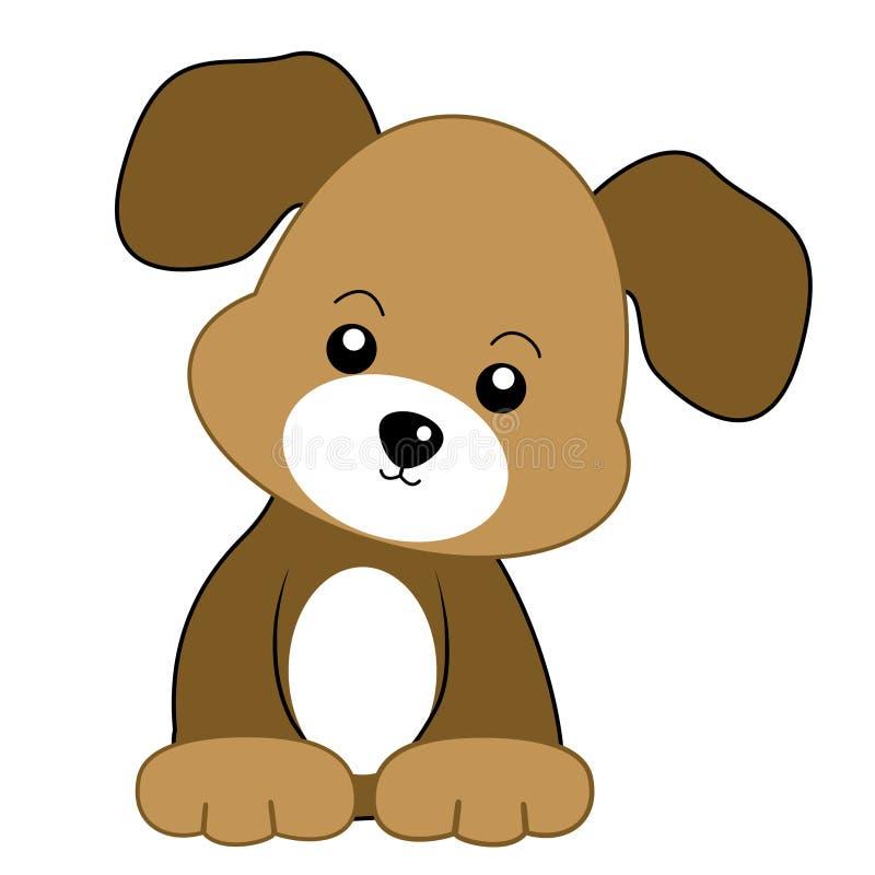 Dog / puppy vector illustration