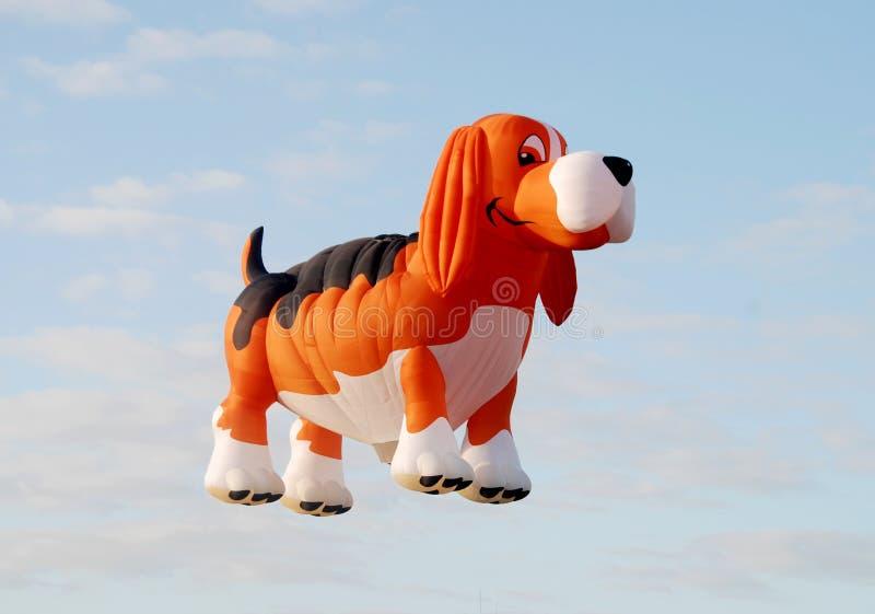 Dog shaped balloon
