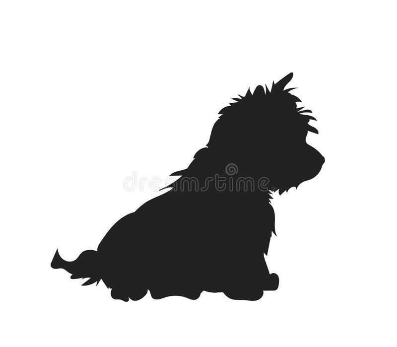 Dog Sitting 488*710 transprent Png Free Download - Silhouette, Sporting  Group, Dog. - CleanPNG / KissPNG