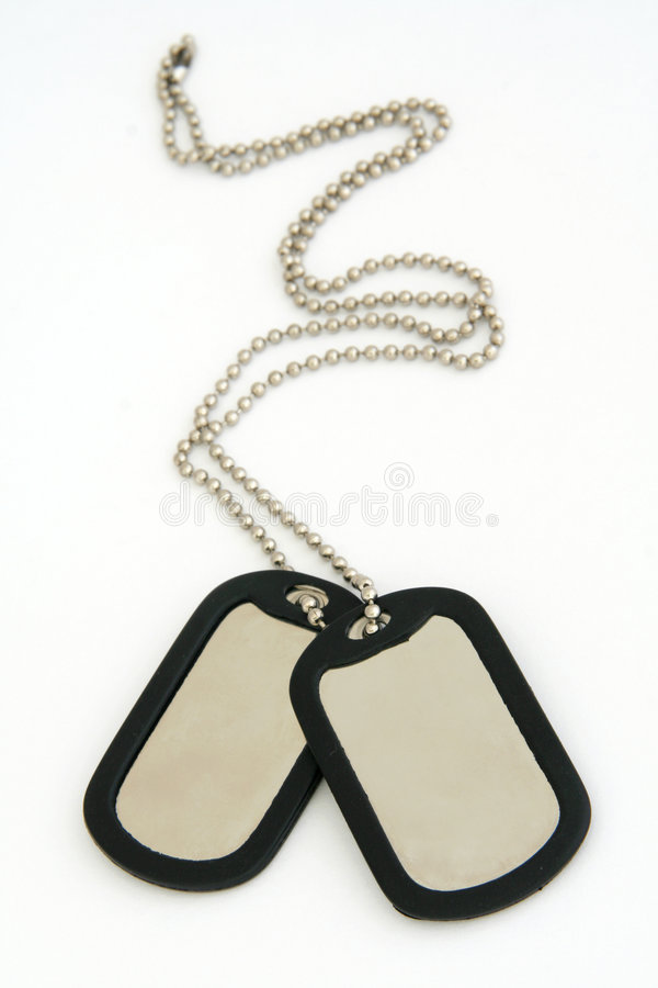 Free Dog Tags Stock Photo - 1397260