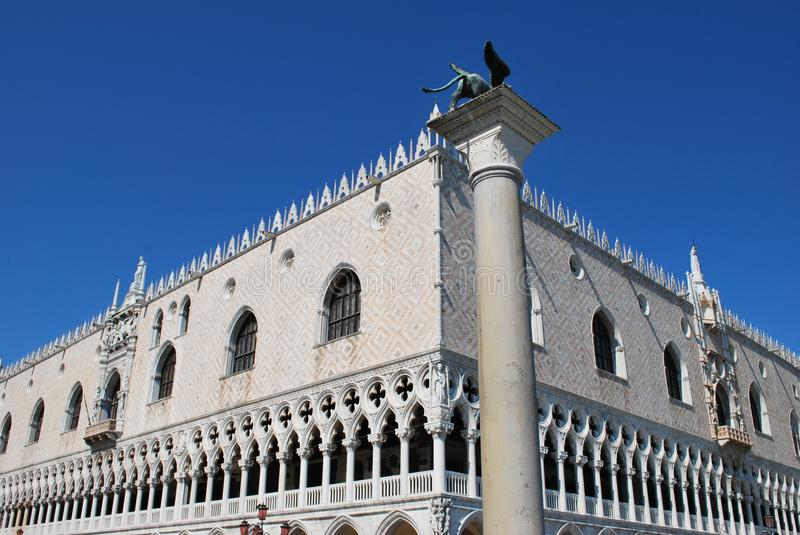 Download Doge's Palace, Venice stock image. Image of city, italian - 21290165