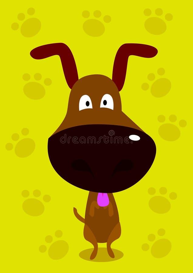 Download Doggy stock vector. Illustration of digital, illustration - 21966449