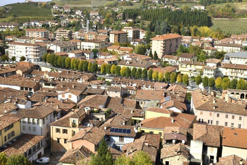 Dogliani, Langhe, Piedmont, Italy royalty free stock image