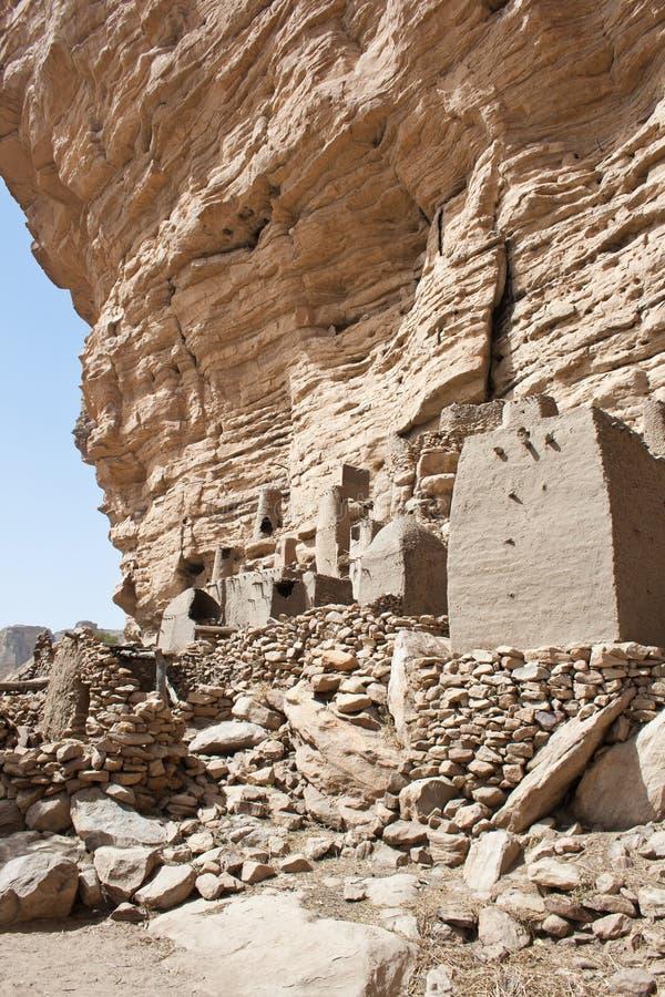 Dogon village, Mali (Africa). royalty free stock images