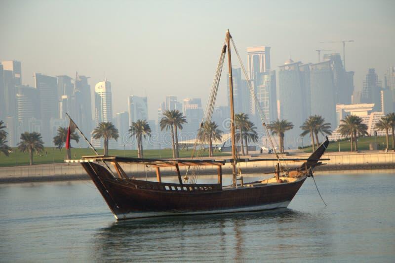 Download Doha Corniche Denna strona fotografia editorial. Obraz złożonej z wally - 106905097