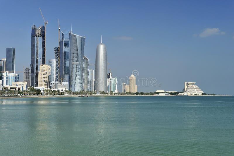 Doha, Qatar image libre de droits