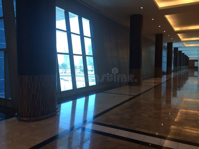 Doha_Qatar imagen de archivo